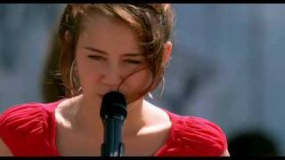 Hannah Montana - The Movie muziek video The Climb