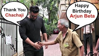 Arjun Kapoor Sweet Birthday Wishes From Rickshawala