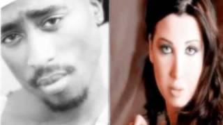 2Pac & Nancy Ajram - Zaman Kan 3endi Alb