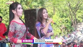 kelayung layung nensi stevani & ulfa damayanti ROMANSA Wedding Lilik & Hany Gelang Keling