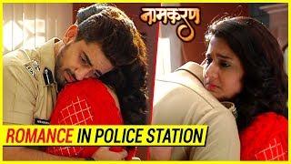 Neil & Avni HOT ROMANCE In POLICE STATION | Naamkaran