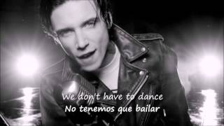 We don't have to dance - Andy Black [Sub español] [Sub english] [Official video]