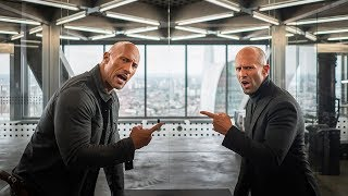 Fast & Furious: Hobbs & Shaw - Trailer 2 deutsch/german HD