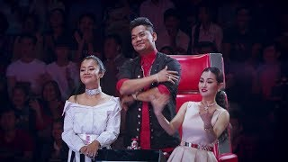 The Voice Kids Cambodia 2017 | The Blind Auditions Week 2 | Pro