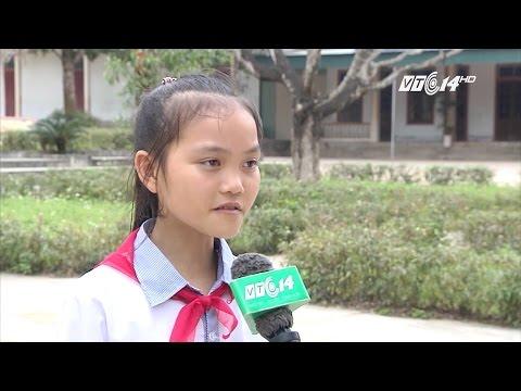 VTC14 Cô bé xứ Nghệ hát hay học giỏi gây sốt trong Thần tượng tương lai
