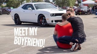 Meet My Boyfriend! | Sunset GT Car Meet in Beverly Hills