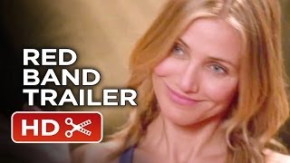 Sex Tape Official Red Band Trailer #2 (2014) Cameron Diaz, Jason Segel Movie HD