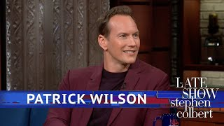 Patrick Wilson Beefed Up For
