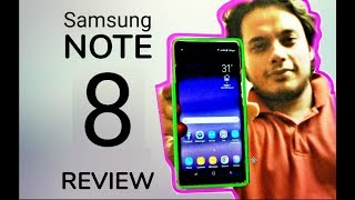 Samsung Galaxy Note 8 Review 2018 | MobiHUB