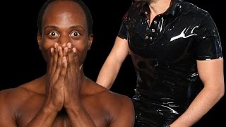 Men Try Latex For The First Time