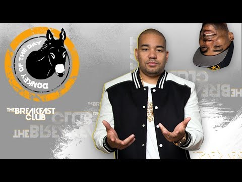 Xxx Mp4 DJ Envy Is On The Receiving End Of Today S Donkey Of The Day 3gp Sex