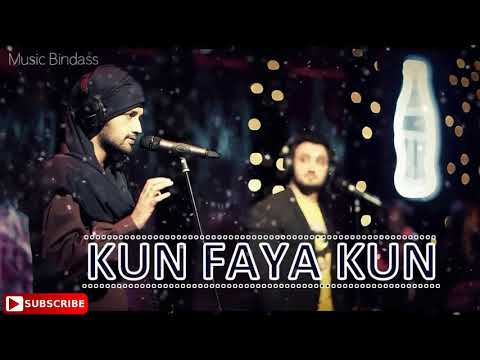 Kun Faya Kun, Atif Aslam Coke Studio | Music Bindass |