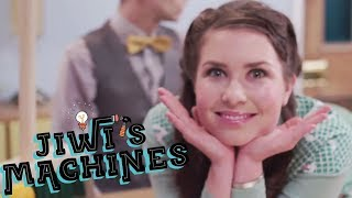 Finding June | Jiwi's Machines Ep 2 | Behind The Scenes