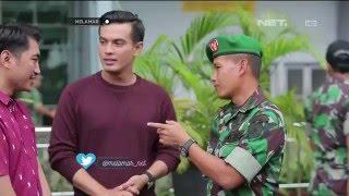 Melamar - Episode 49  - Stadion Gelora Bung Karno (Adi & Nadin) - Part 2/3