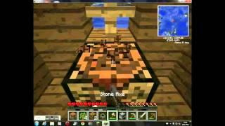 Minecraft Survival: FLYING ELEPHANT! Part 1.