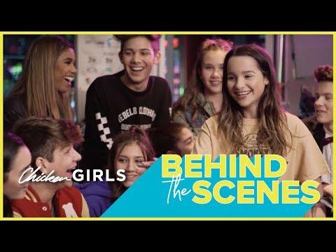 CHICKEN GIRLS   Behind the Scenes: Season 2