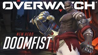 [NEW HERO NOW PLAYABLE] Introducing Doomfist   Overwatch