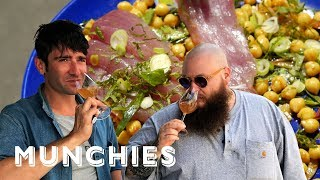 Action Bronson Drinks Through Rural France - From Paris with Love (Part 3)
