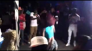 RAZOR B - HOT UP (Lattie Dancing)