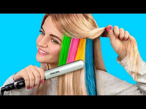 9 Cool Hairstyles to Make Under a Minute Hair Hacks