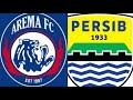DETIK-DETIK Arema FC Vs Persib Berujung Ru$uh, Kepala Pelatih Persib Mario Gomez Sampai Berd2r2h