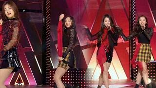 YG 걸스, 뛰어난 팀워크의 'Lady Marmalade'  《KPOP STAR 6》 K팝스타6 EP24