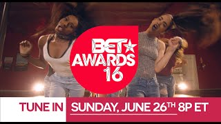 BET AWARDS 2016: Official Nominees (Dance Video) WilldaBEAST Adams & Janelle Ginestra