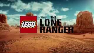 Lego - The Lone Ranger Constitution Train Chase 79111 & Silver Mine Shootout 79110