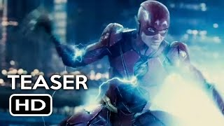 Justice League Trailer #1 The Flash Teaser (2017) Gal Gadot, Ben Affleck Action Movie HD