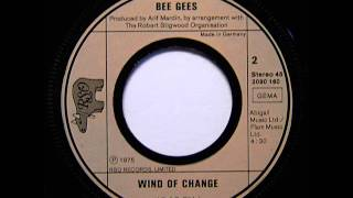 Bee Gees - Wind Of Change