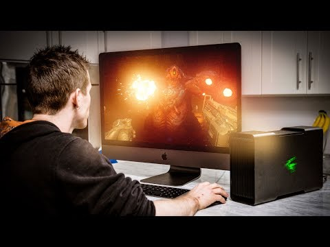 Xxx Mp4 Gaming On The IMac Pro How Bad Can It Be 3gp Sex