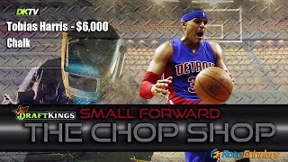 Chopshop: NBA - Jan. 13th