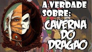 A Verdade Sobre: CAVERNA DO DRAGÃO | O ÚLTIMO CAPITULO - Creepypasta Epi 24# Temp 4#