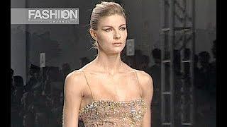 BLUMARINE Spring Summer 2003 Milan - Fashion Channel