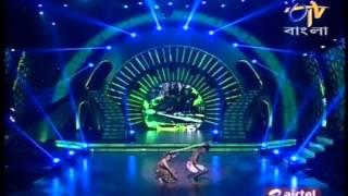 Shreyasee's dance Jhalak Dikhla Jaa Bangla