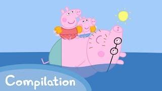 Peppa Pig - Water Fun Compilation