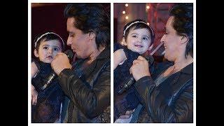 Sahir Lodhi with his Beautiful Wife and Daughter Memorable pics