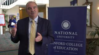 Effective Teachers | Dr. David Andrews | National University