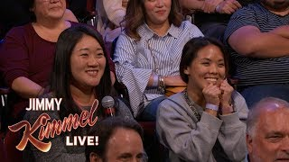 Jimmy Kimmel & BTS Fans – Behind the Scenes