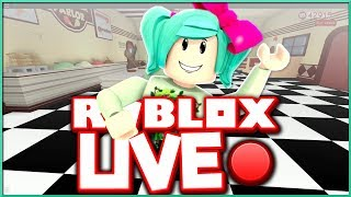 🔴Roblox LIVE🔴Obby Squads, Adopt Me, Shark Bite SallyGreenGamer Geegee92 Family Friendly