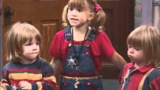 Full House - Cute / Funny Michelle Clips From Season 7 (Part 2)
