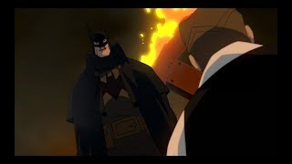 Batman: Gotham Luz de Gas - Bruce contra Jack el destripador