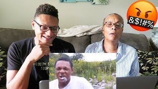 Reacting To My OLD VIDEOS with My MOM (SHE GETS MAD!)