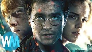 Top 10 des MOMENTS les plus INCROYABLES d'Harry Potter !