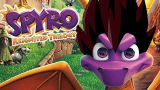 Vegyro The Dragon(ball) | Vegeta Plays Spyro Reignited Trilogy! | Renegade For Life