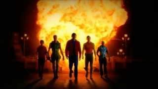 Smallvillle & Tekken - Clark and Jin Kazama