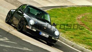 Porsche 993 C2 3.8 1.Mai 2014 Nürburgring Nordschleife...meine erste Runde
