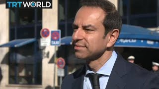 Munich Security Conference: Interview with Salman Shaikh