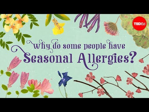 Why do people have seasonal allergies Eleanor Nelsen