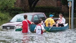 Texans Heal with Helping Hands following Hurricane Harvey